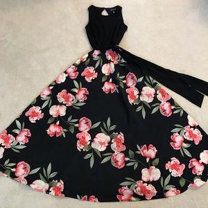 I.N.C. International Concepts Printed Floral Dress